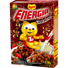 Cereal Energia Chocolate