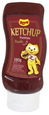 KETCHUP TOP DOWN PREMIUM PICANTE 380g