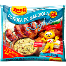 Farofa de Mandioca Light 300g