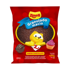 CHOCOLATE GRANULADO 130g