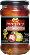 Sweety Pepp tri-color 120g