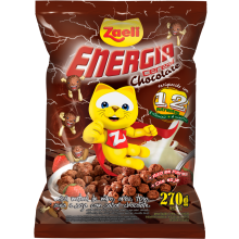 CEREAL ENERGIA CHOCOLATE 270g SACHÊ